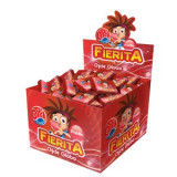 Chicle Fierita Frutilla x 100