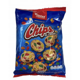 Galleta Tostex Chips colores