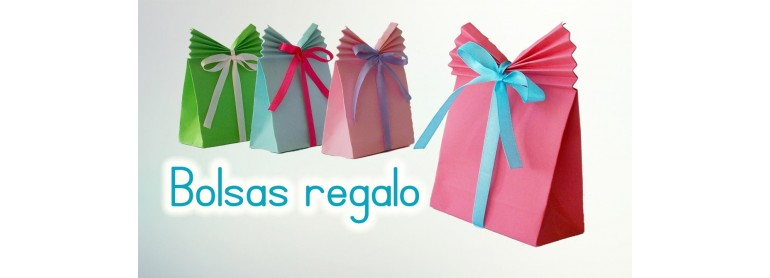 BOLSAS REGALO